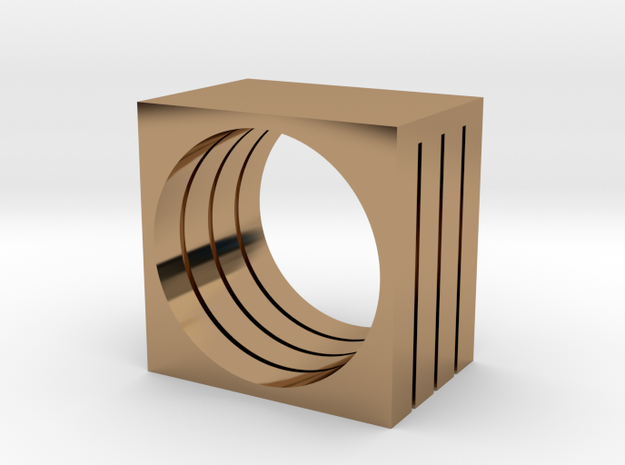 Expansion slots ring 3d printed