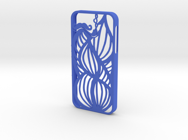 Hipster's Dream - case for iPhone 5/5s 3d printed