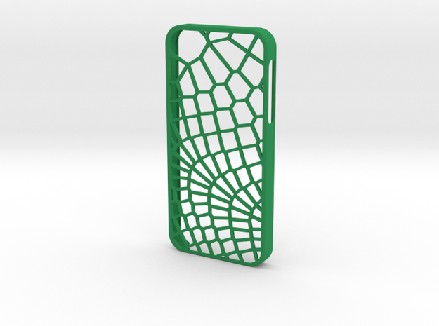 iPhone 5/5s Reptile Case 3d printed