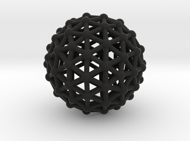 Palm Massage Sphere 3d printed