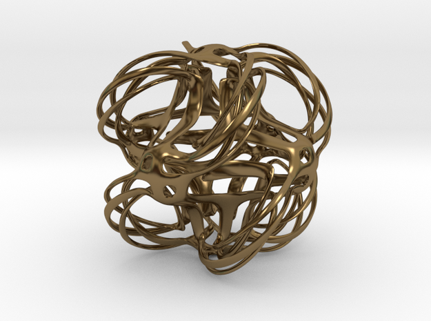 Intwined 3d printed