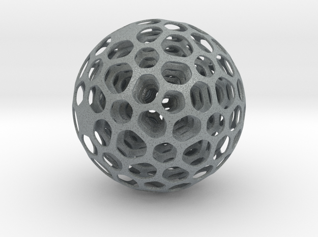 Kinetic Sculpture Ball 3d printed