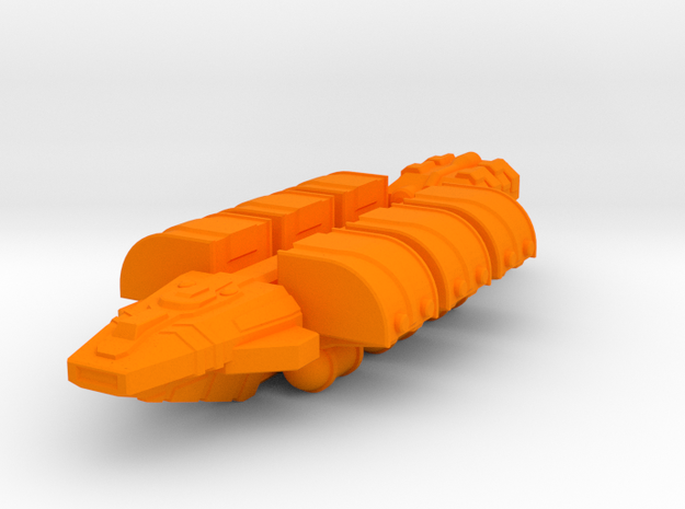 Light Freighter 3d printed