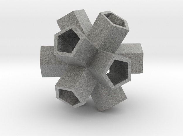 Dodecahedron Desk Toy 3d printed
