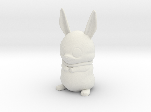 bowie the bunny 3d printed new colors