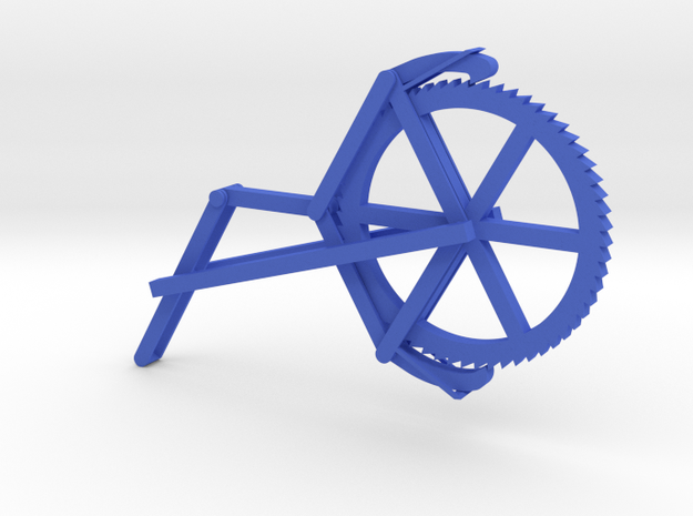 An escapement drive 3d printed