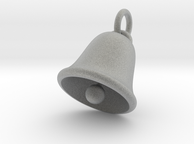 Bell 3d printed