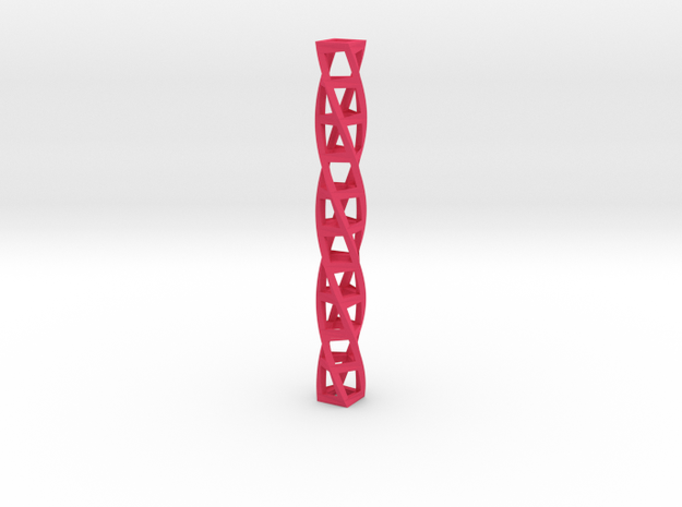 Twisted Tower 3d printed