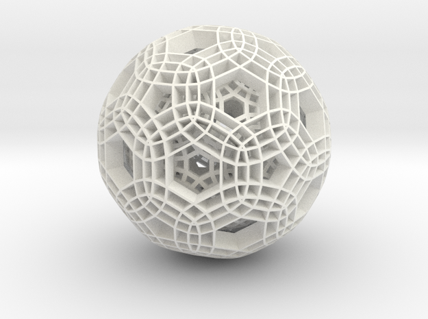 Sphere with two loose layers inside 3d printed