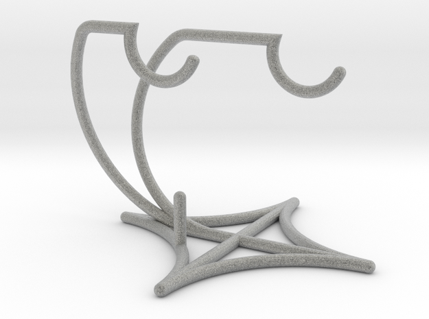 Lorenz attractor stand 3d printed