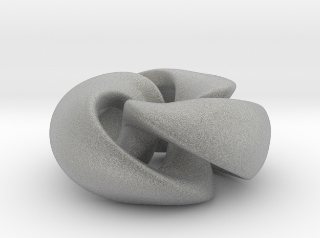 Twisted Knot 3d printed