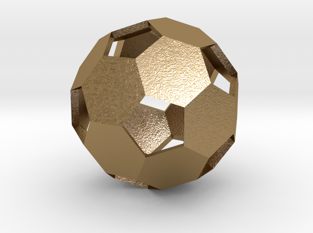 Soccer Ball 3d printed