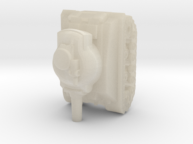 ww2 tank pawn 3d printed