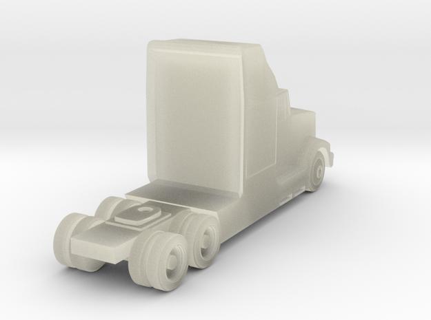 Tractor1 - Zscale 3d printed