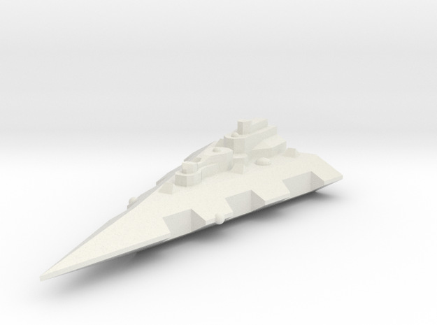 GDH:D103 Delta Series Destroyer 3d printed