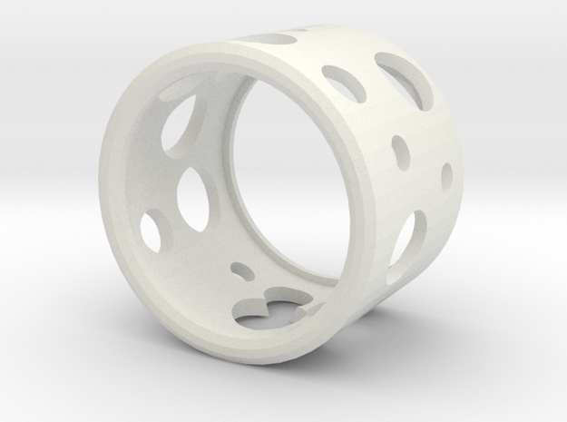 Emental ring 3d printed