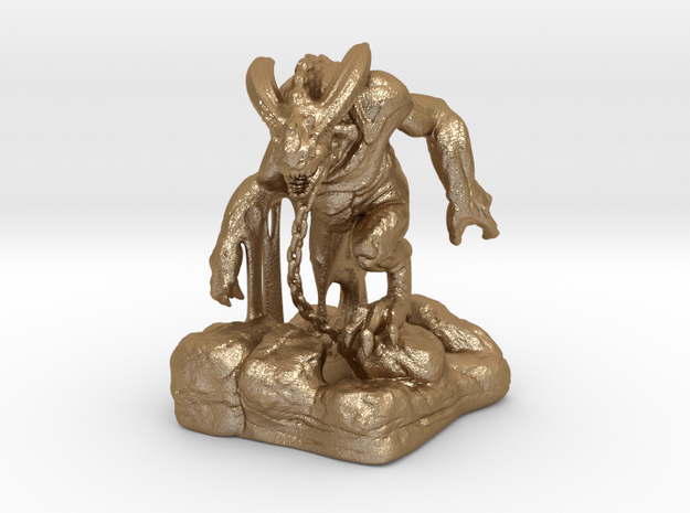 demon 3d printed