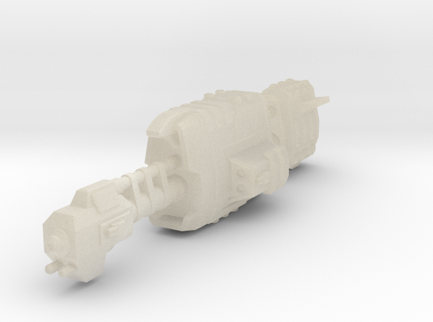 USASF Missile Cruiser 3d printed
