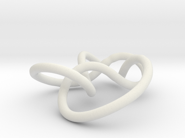 Prime Knot 5.2 3d printed
