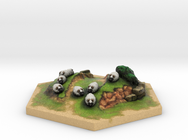 Catan_sheep_hexagon