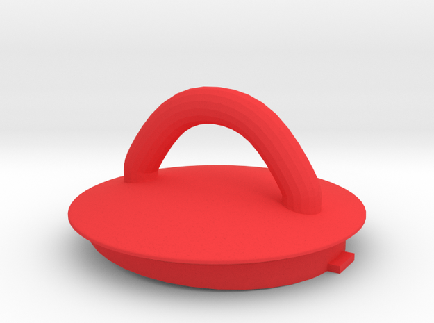 Anton Oliver waterpot lid (thinwall) 3d printed