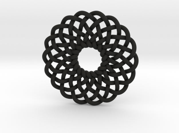 Celtic Knots 02 (small) 3d printed