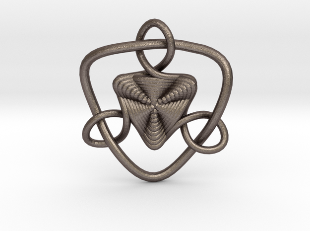 Celtic Knots 09 (small) 3d printed