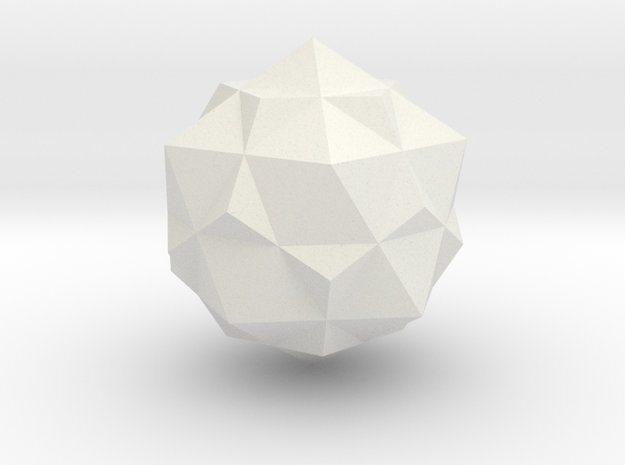 tron bit neutral combined dodecahedron icosohedron