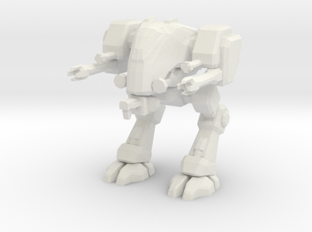 Goliath mech walker 3d printed