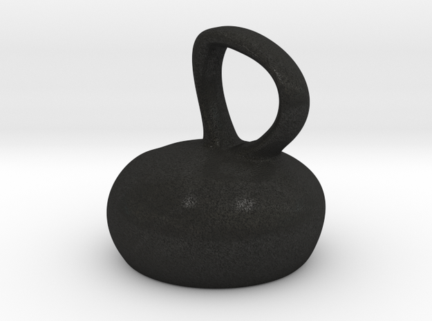 Another (bigger) Klein bottle 3d printed