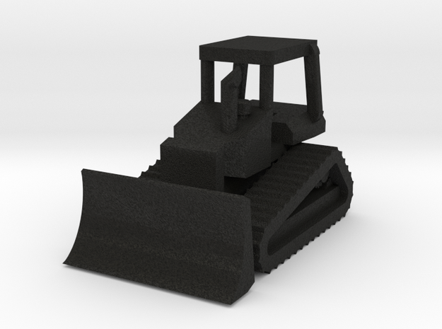 Caterpillar D4H Bulldozer - Z scale 3d printed