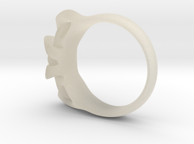 Arc Ring 3d printed