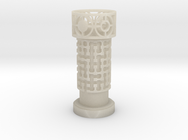 Cooksey Tribute D 3d printed