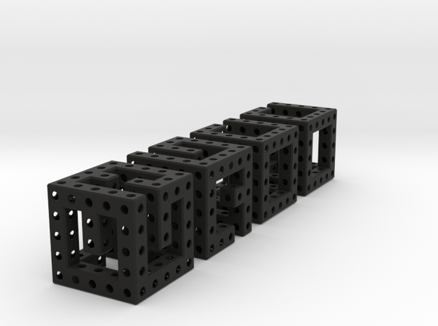 More Maze N-Cube 3d printed