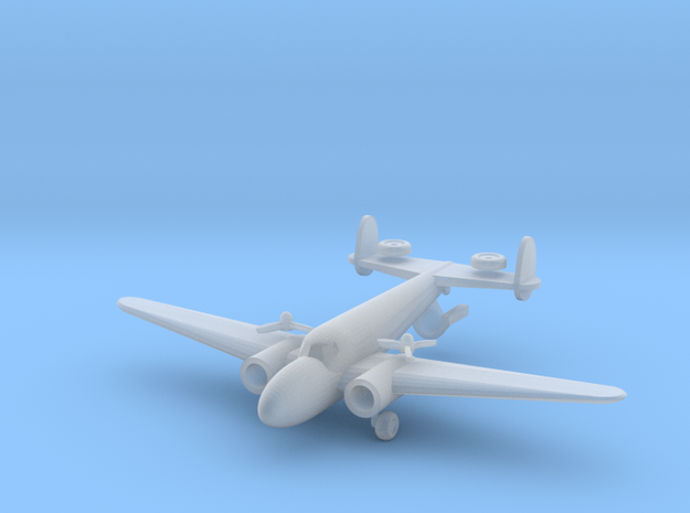 Lockheed 14 - Parts - Zscale 3d printed