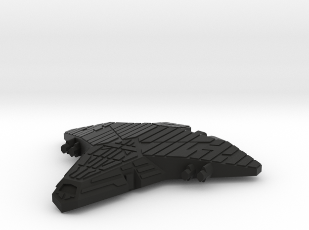 Ancient Heavy Fighter 3d printed
