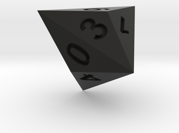 Triakis dice 3d printed