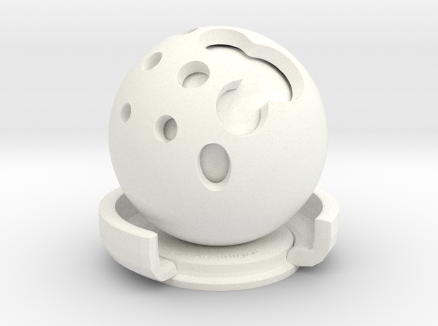 Luxball stl 3d printed
