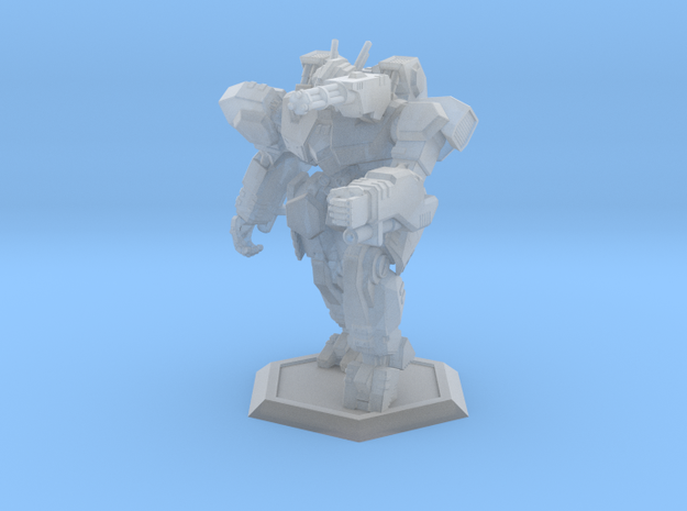 WHAM- King Sandman (1/285th) 3d printed