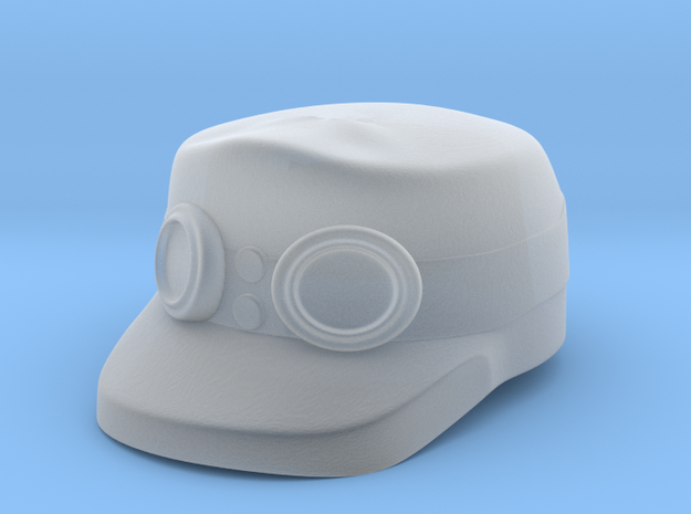 Field Cap M43 with glasses 3d printed