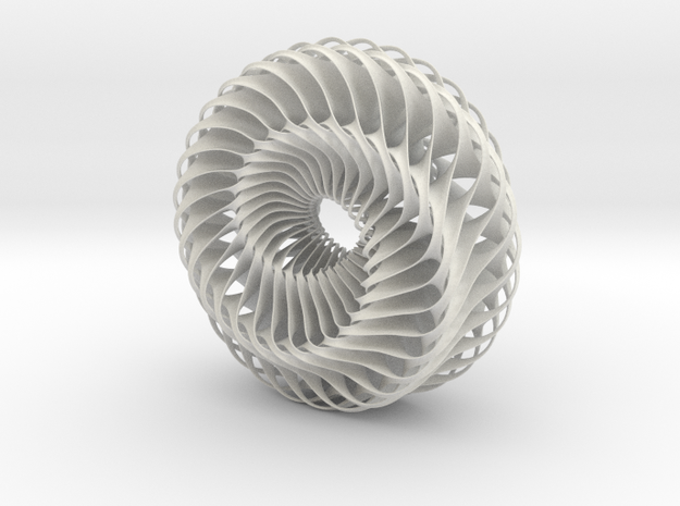 Turbine (WSF/BSF Wall Thickness Test Proof) 3d printed