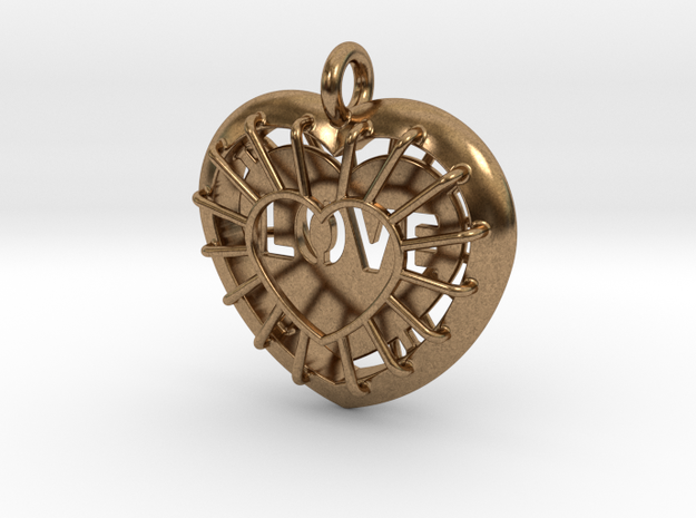 Protected Love 3d printed