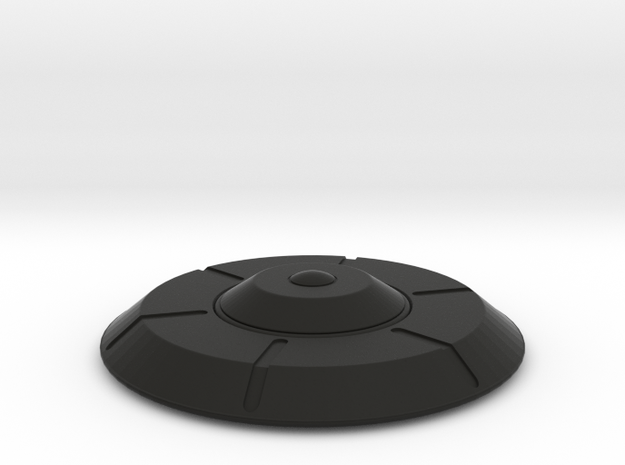 Flying Saucer 3d printed