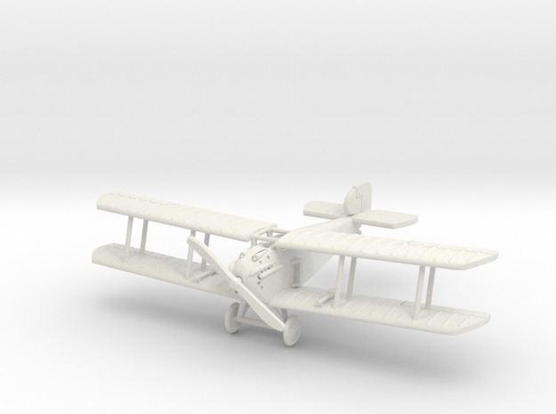 """Sopwith Dolphin """"87 Squadron"""" 1/72 Scale 3d printed"""