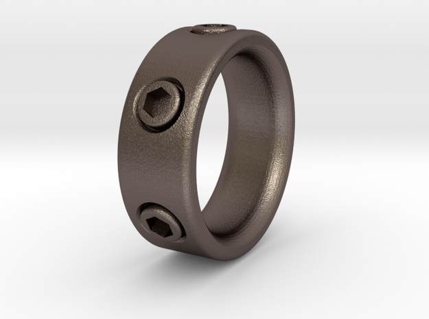 Socket Head Ring Size 10 3d printed