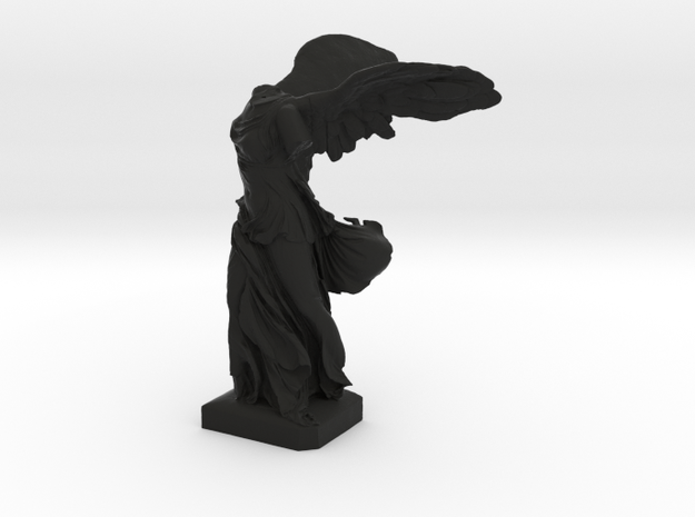 "Winged Victory (5"" tall) 3d printed"