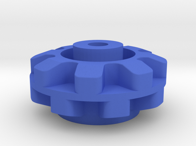 Pololu 8 Cog Wheel For Axle 3d printed