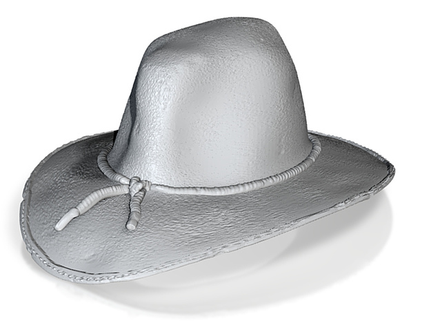 Jonah Hex (Hat) 3d printed