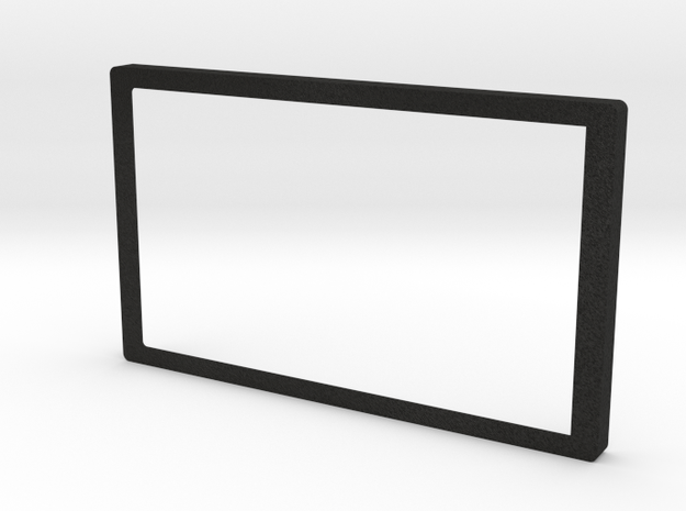 Ford Focus MK2 fascia border for FP-07-17 3d printed