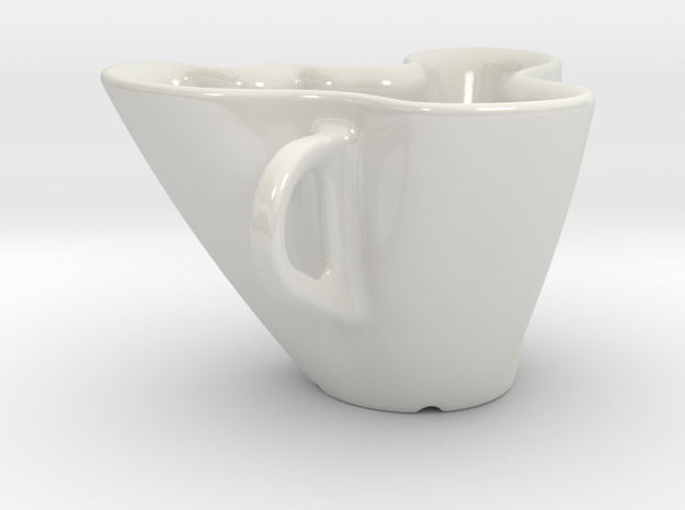 one cup a day | Day 10: Savoy Cup 3d printed